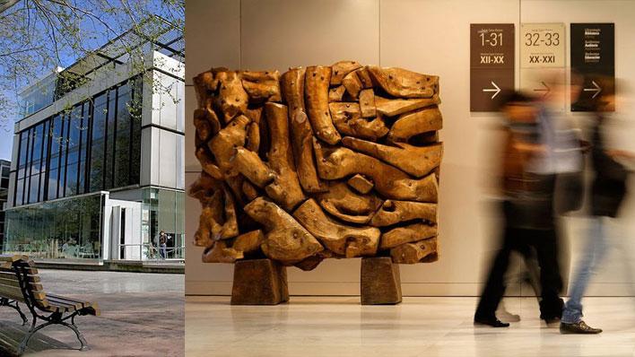 MUSÉE DES BEAUX ARTS DE BILBAO ESPAGNE