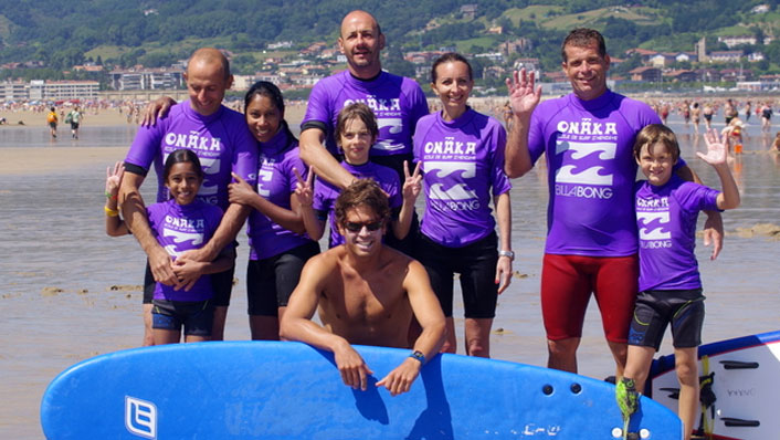 ONAKA ECOLE DE SURF HENDAYE