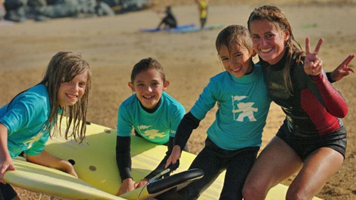 TIME TO SURF ANGLET CHIBERTA