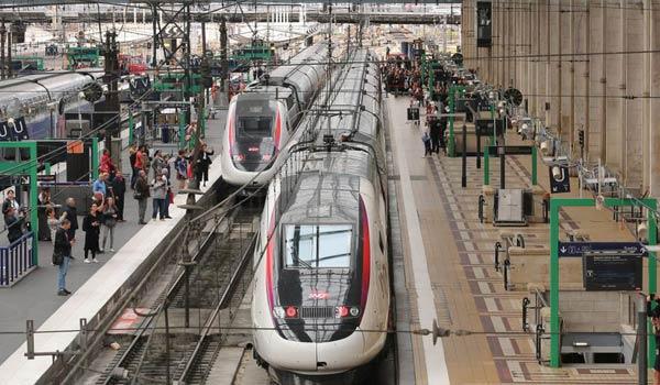 TGV : Paris / Biarritz en 4h