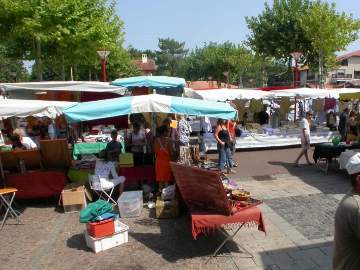 Marché d'Hossegor